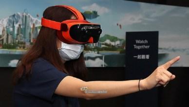 周永明鎖定VR社交 創辦XRSPACE 發表5G裝置MOVA