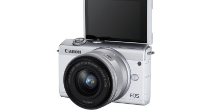 時尚輕巧 迷你單眼-Canon EOS M200