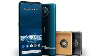 Nokia 5.3四鏡頭手機價格不到6千 5/25台灣上市