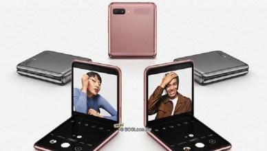 三星Galaxy Z Flip 5G發表 S865 Plus搭配灰、銅新色