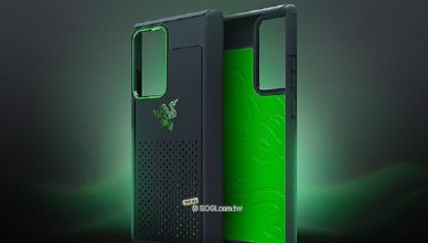 雷蛇推出三星Note 20系列Arctech Pro手機保護殼
