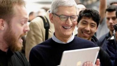 iPhone 11最受大陸捧場 蘋果淨利潤增長12%