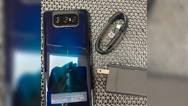 取消後置指紋辨識器?華碩ZenFone 7實機照與盒裝疑洩