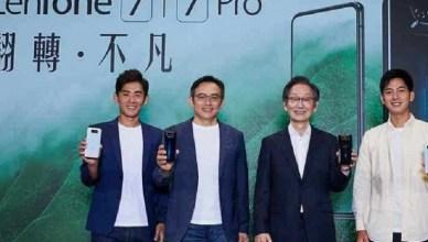9/1開賣華碩 ZenFone 7 雙機 施崇棠劍指高階安卓5G智慧機龍頭