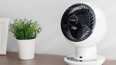 循環扇挑選與推薦,用對循環扇還可改善室內空氣品質