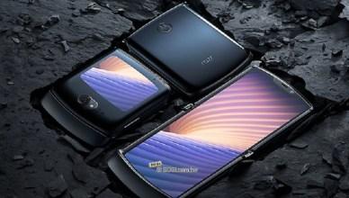 MOTO發表RAZR 5G折疊螢幕手機 9/15中國上市