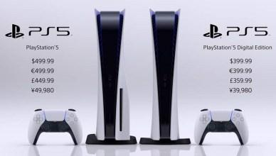PS5正式售價11660元起 台灣預計19日可買到