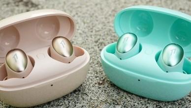 1MORE ColorBuds時尚豆真無線耳機,吳青峰代言全頻動鐵單元藍牙耳機