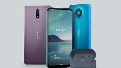 Nokia 8.3 5G與3.4即將上市 9/29台灣發表