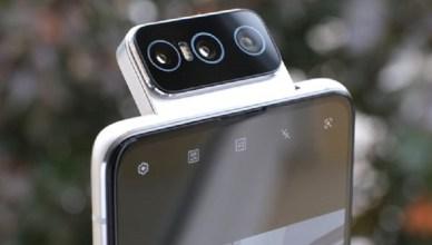 簡單動手玩!ASUS ZenFone 7 5G 翻轉三鏡頭快速亮點分析