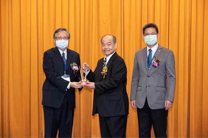 台灣大獲PMI專案管理大獎「標竿專案獎」