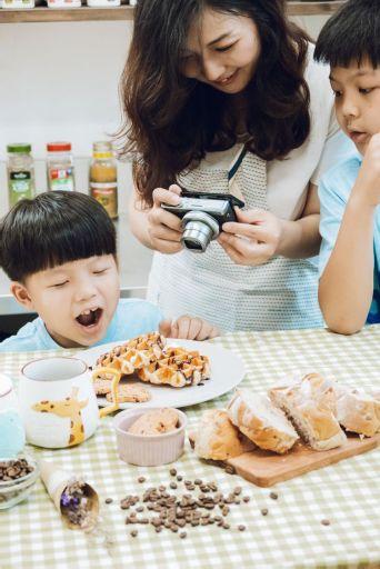 防疫居家中 創意玩影像,美食拍攝技巧大公開