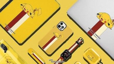 為你的iPhone 12增添色彩 CASETiFY與寶可夢聯名推配件新品