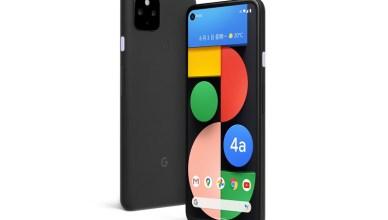台灣大正式開賣Google Pixel 4a 5G版