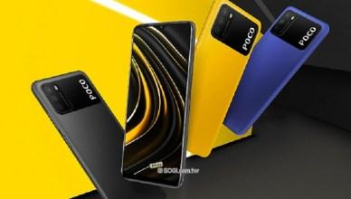 POCO持續朝獨立品牌邁進 6千大電量手機M3發表
