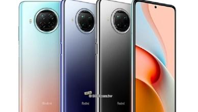 紅米發表Note 9系列5G手機 Redmi Watch同步亮相