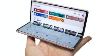 踏近未來的旗艦機!Samsung Galaxy Z Fold2 5G 開箱評測!