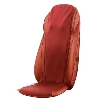 tokuyo 按摩坐墊 4D雙引擎摩速椅 TH-572(涼暖風雙循環) - 橘紅