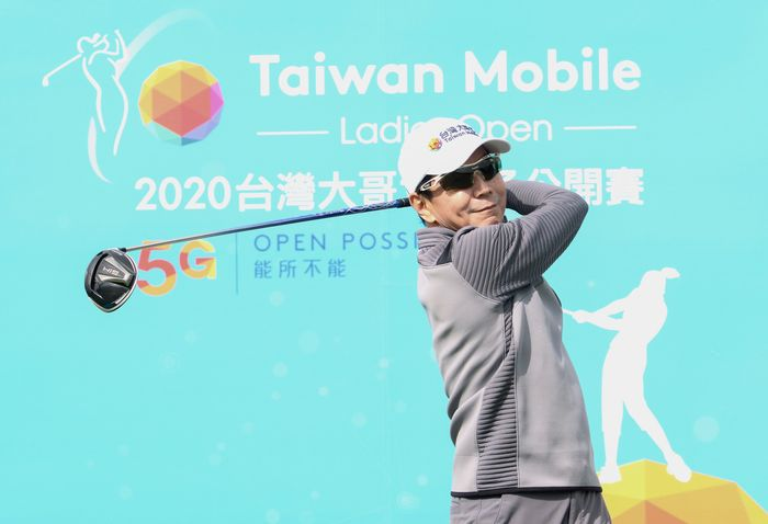 作為體育推手的台灣大哥大董事長蔡明忠,親力親為,帶動運動風氣