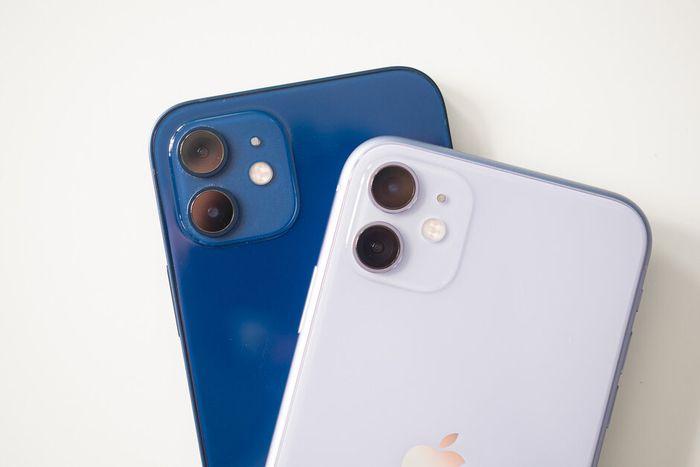 iPhone 11 與 iPhone 12 鏡頭差異