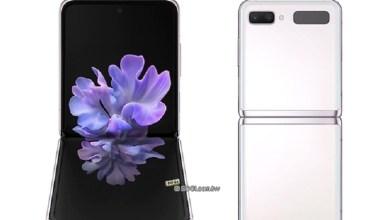 三星Galaxy Z Flip 5G折疊手機白色款美國開賣