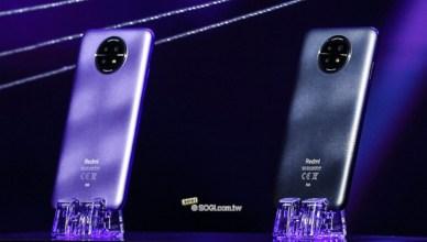 紅米Note 9T平價5G手機發表 4G手機9T同場亮相