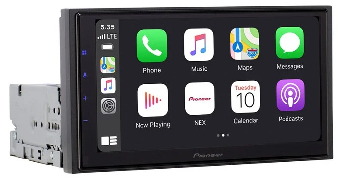 1. Pioneer 無線車用多媒體播放器(Pioneer Wireless CarPlay Receiver)