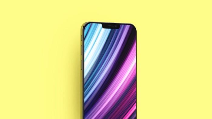 700 iPhone 12 Yellow