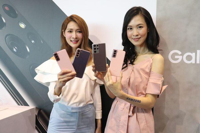 三星Galaxy S21全系列旗艦機搶先看,1/29正式開賣促銷超有感!