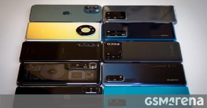 2020全球票選最佳手機大賞