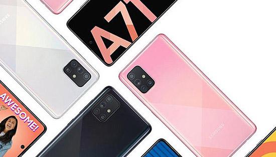 SAMSUNG Galaxy A71 8G/128G (5G) 6.7吋智慧機【認證福利品】