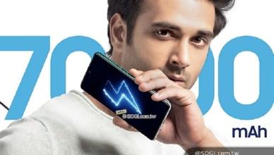 7千大電量手機 SAMSUNG Galaxy F62 印度發表