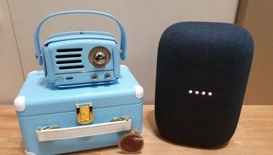 使用 Google Nest Audio 智慧音箱設定藍牙喇叭/音響播放音樂