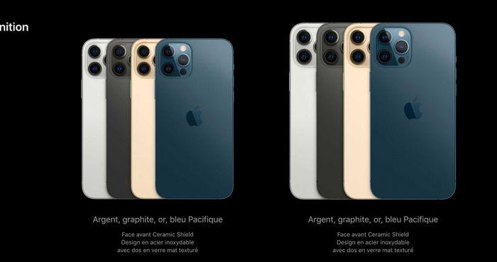 iPhone 12系列維修評分為6分,相較於X、XS以及11系列等分數來得高。(圖/翻攝自Apple)