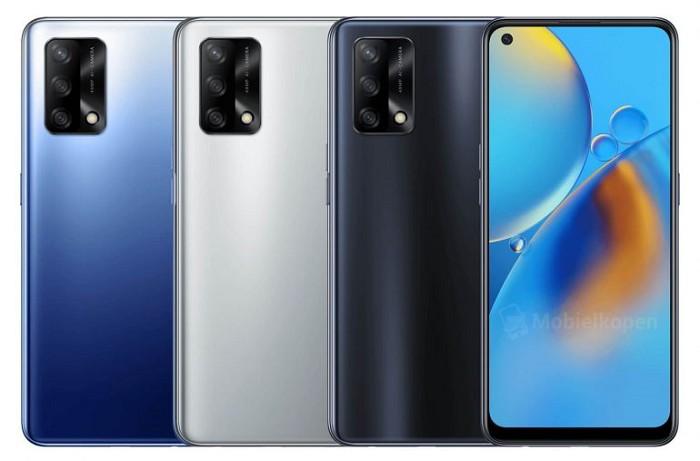 OPPO推出新款A系列智慧型手機A74 4G與5G版
