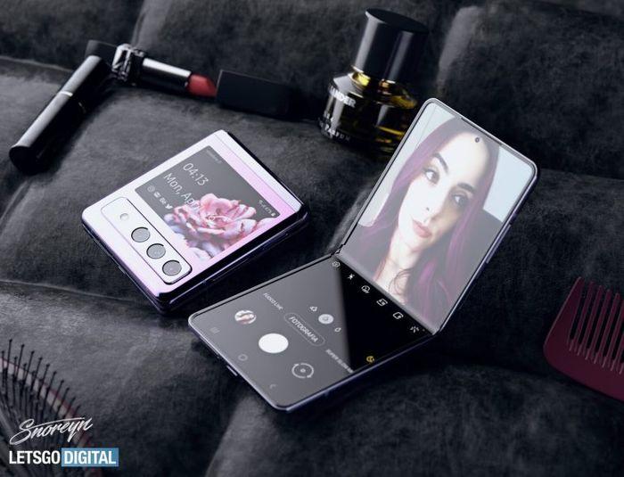 三星 Z Flip 3 可折疊手機