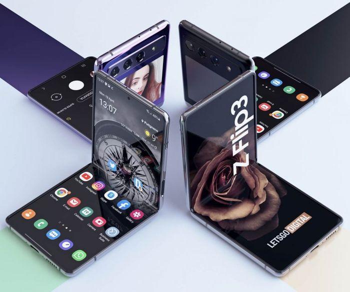 三星Galaxy Z Flip 3 Lite