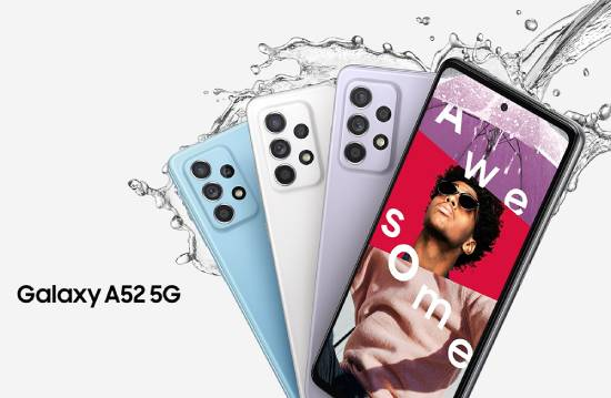 Samsung Galaxy A52 5G (6G/128G)6.5吋IP67防水智慧型手機