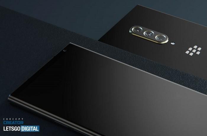 自帶鍵盤的5G黑莓機2021要來了!