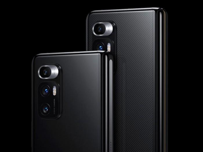 小米 MIX Fold折疊手機採用液態鏡頭