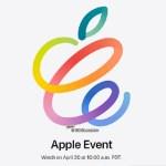 蘋果春季新品發表會4/20登場 iPad與AirPods新品傳亮相