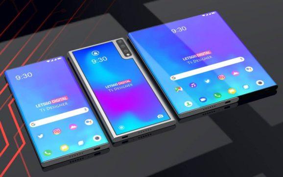 LG Rollable捲動式螢幕手機即將推出