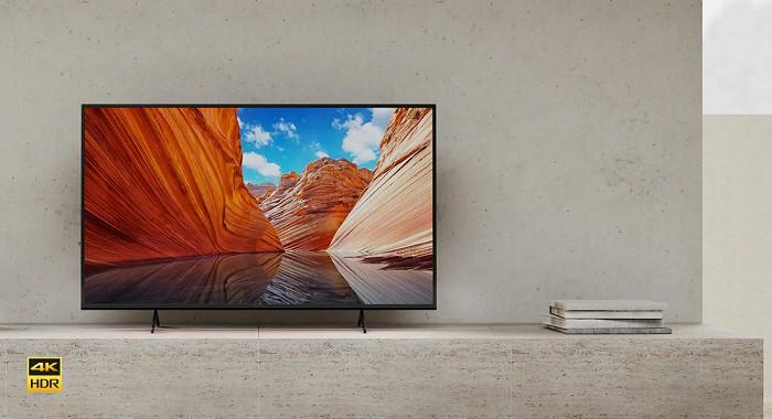 Sony BRAVIA 4K電視X80J系列,打造進階智慧娛樂體驗