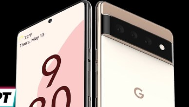 Google Pixel 6系列長這樣?機身傳有三段式設計