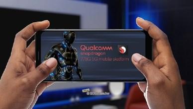 高通發表Snapdragon 778G 小米、OPPO與realme等5G手機Q2推出