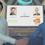 HTC與萬代南夢宮合作 VIVEPORT將提供日本動畫VR內容
