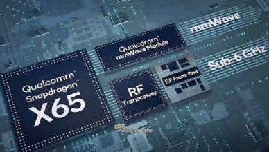 強化毫米波能力!高通升級驍龍X65 5G數據機及射頻系統