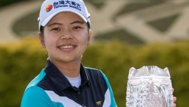 徐薇淩勇奪LPGA生涯首冠 台灣史上第六位