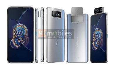 華碩新手機提前曝光 ZenFone 8與8 Flip外型規格搶先看