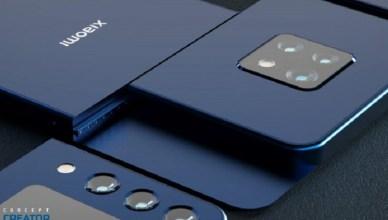 小米組合式智慧型手機